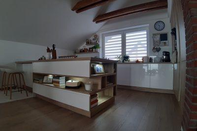 Kuchynská linka - Spišská Belá