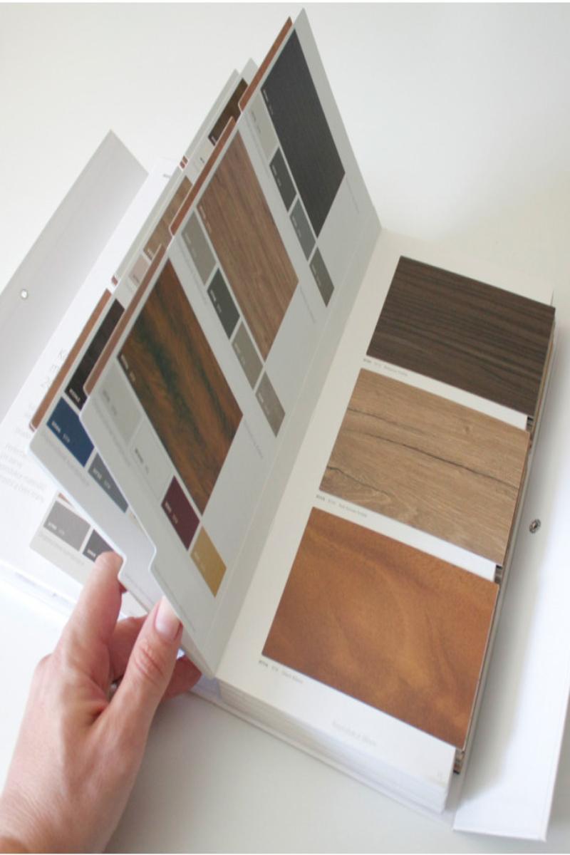 Dizajn, materiály, farby