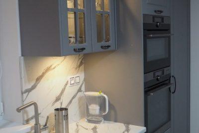 Kuchynský nábytok do rodinného domu v Žiline