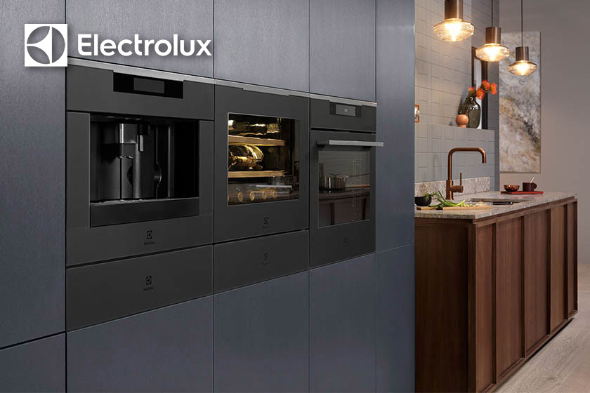 Electrolux - vstavané spotrebiče