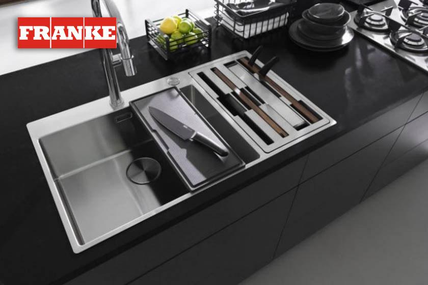 Franke - dokonalý kuchynský systém