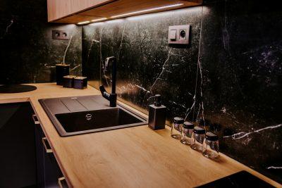 Interiér moderného bytu – Poprad